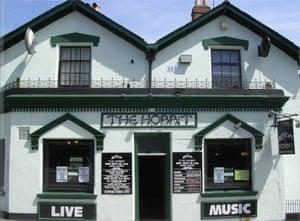 The Hobbit pub, Southampton