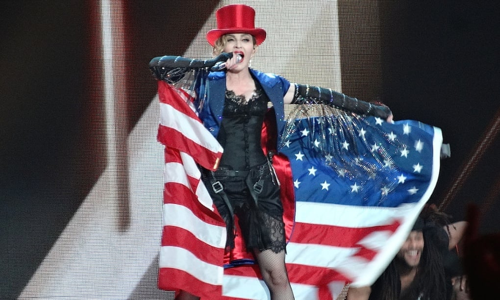 Madonna At Madison Square Garden Review 39 There Is No Other Performer Like Her 39 Music The