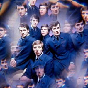 The Moody Blues ... from cabaret turns to cosmic troubadours.