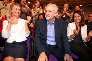 Jeremy Corbyn wins the Labour Party leadership campaign