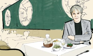 Lunch with Nick Rhodes