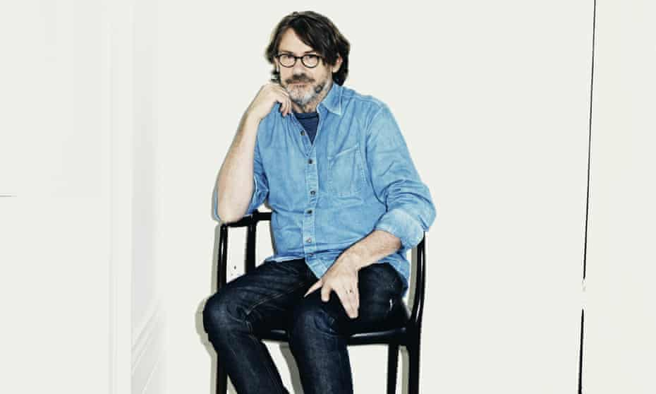 Nigel Slater photographed at his home by Julian Broad for Observer Food Monthly.