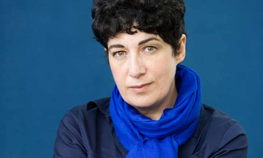 Blue is not only for boys … author Joanne Harris.