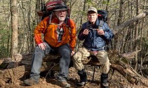 Nick Nolte and Robert Redford hit the Appalachian trail in A Walk in the Woods.