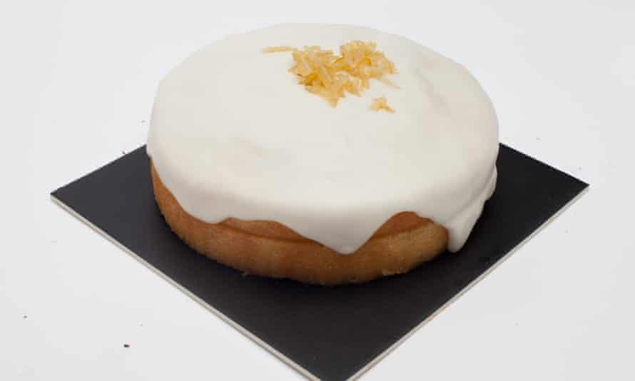 Marks & Spencer Extremely Lemony Lemon Drizzle Cake