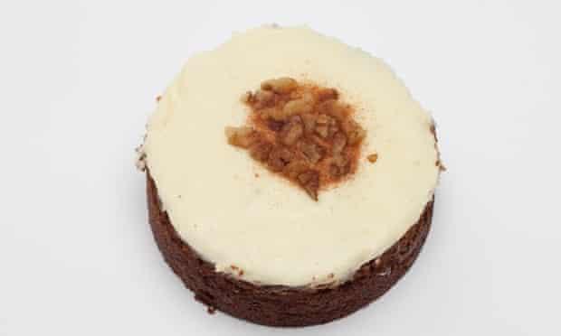 Tesco Finest Carrot Cake