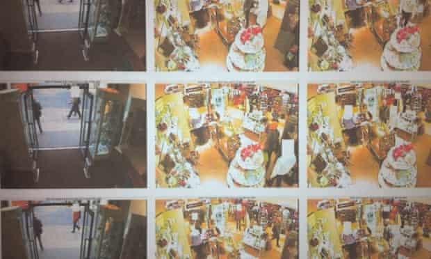 Keith Spiller CCTV