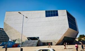 Casa da Música.