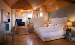 Flores Village, a newly renovated townhouse hotel