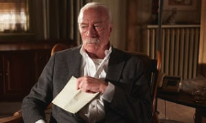 'Despite a sensitive subject matter, this film is as subtle as a swastika' ... Christopher Plummer in Remember.