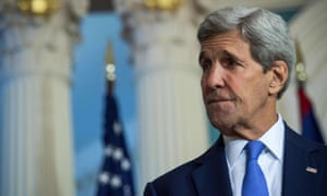 US secretary of state, John Kerry, announces America's lead negotiator to implement the Iran nuclear agreement.