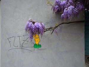 Street Art Oak Oak