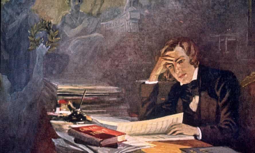 Robert Schumann. Photograph: Lebrecht