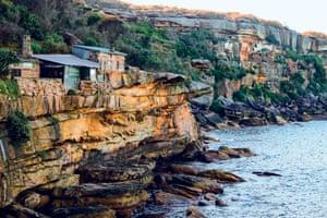 Crater Cove Fisherman Cabins, Sydney, Australia.
