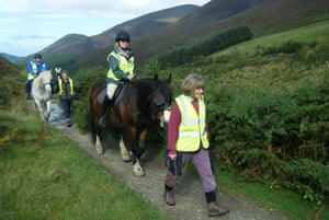 Accessible riding in Keswick