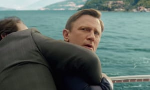 Daniel Craig in Heineken ad
