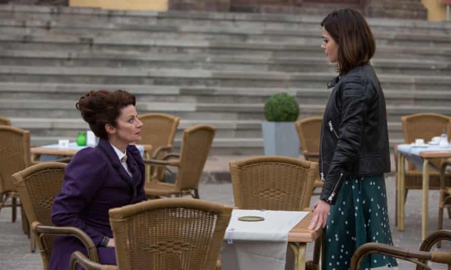 Missy and Clara.