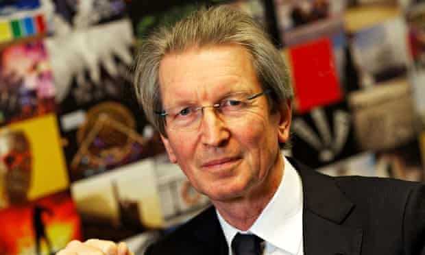 David Montgomery: leaving Local World as Trinity Mirror takes full control