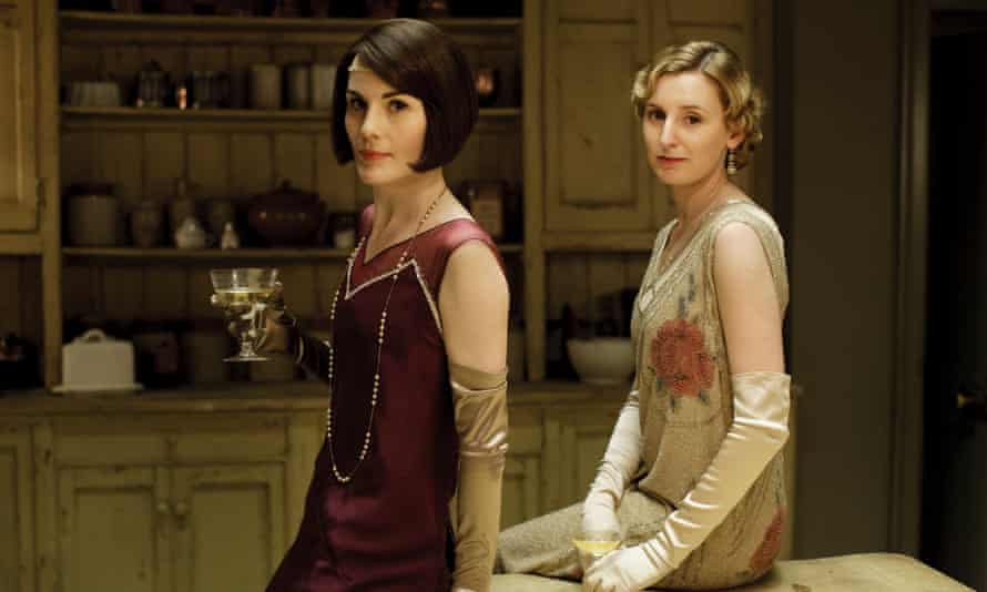 Excuse me Lady Mary, I really must go and edit my newspaper before dinner.