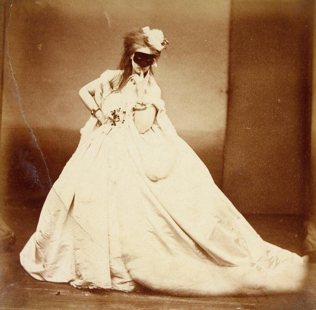 Un dimanche, entre 1861 et 1866