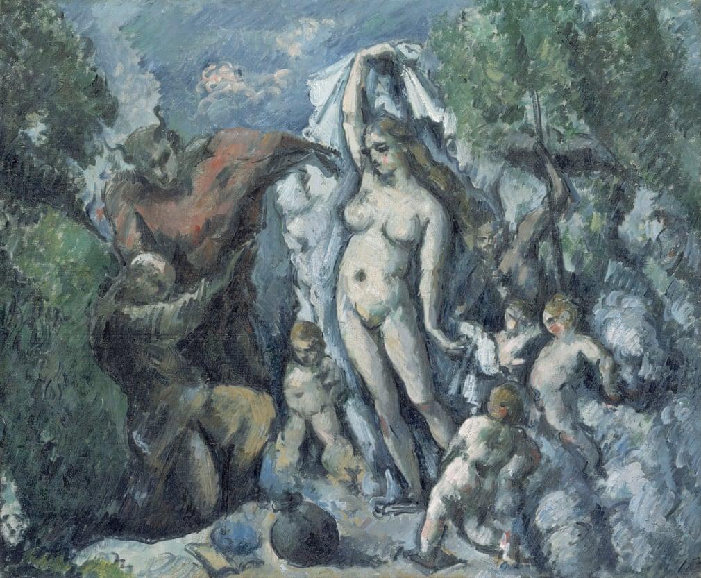 Paul Cézanne: Tentation de Saint Antoine, vers 1877