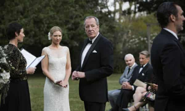 Geoffrey Rush (centre) in The Daughter