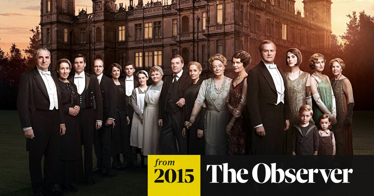 How Downton Abbey Helped To Rescue Highclere Castle From Ruin
