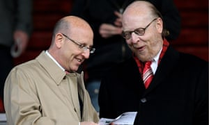 Joel and Avram Glazer