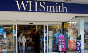 Whsmith data breach leads to hundreds of emails filling up a w h smith shop in bolton reheart Images