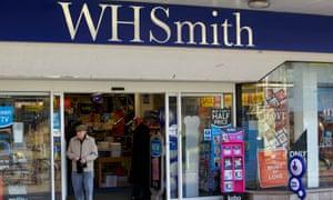 A W. H. Smith shop in Bolton.