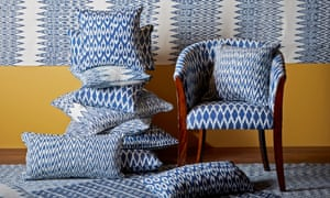 Handmade and upholstered in Britain: furniture by A Rum Fellow.