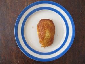 Justin Gellatly's madeleine.