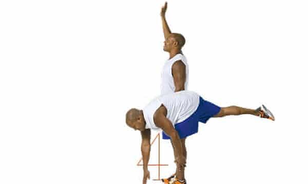 single-leg balance