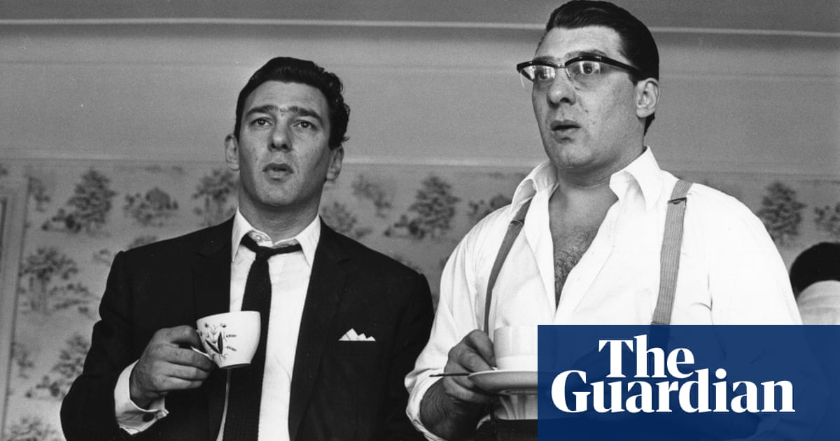 ffcd38887 The selling of the Krays  how two mediocre criminals created their own  legend