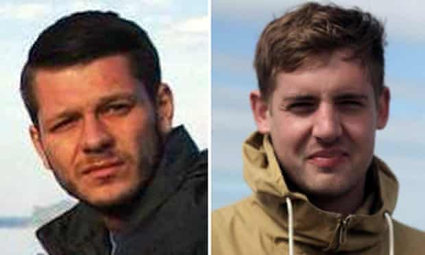 Vice News correspondent Jake Hanrahan and camerman Philip Pendlebury were charged in Turkey with 'working on behalf of a terrorist organisation'