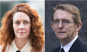Rebekah Brooks is returning to Rupert Murdoch's News UK as chief executive, as Tony Gallagher takes over from David Dinsmore as editor of the Sun