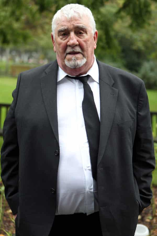 Chris Lambrianou, a member of the Firm, was jailed for his role in the killing of Jack 'the Hat' McVitie.