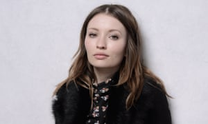 East End star: Legend star Emily Browning.