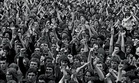 Rock Against Racism/Anti Nazi League Carnival 1, 1978