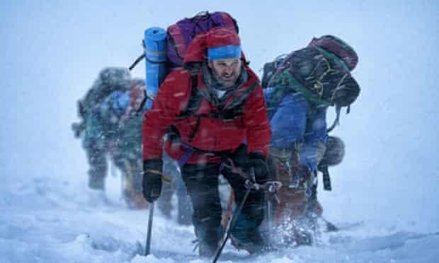 Everest press film still.