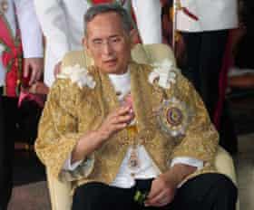 Bhumibol Adulyadej (King Rama IX) of Thailand