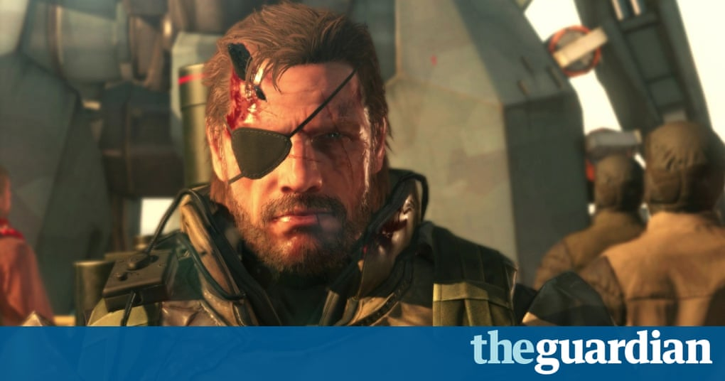 Metal Gear Solid V The Phantom Pain Review Greatest