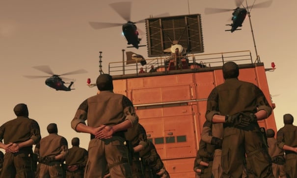 Metal Gear Solid V: The Phantom Pain review – greatest stealth game
