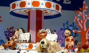 The Magic Roundabout.