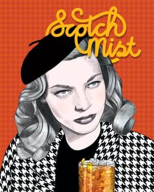 Scotch Mist: Lauren Bacall