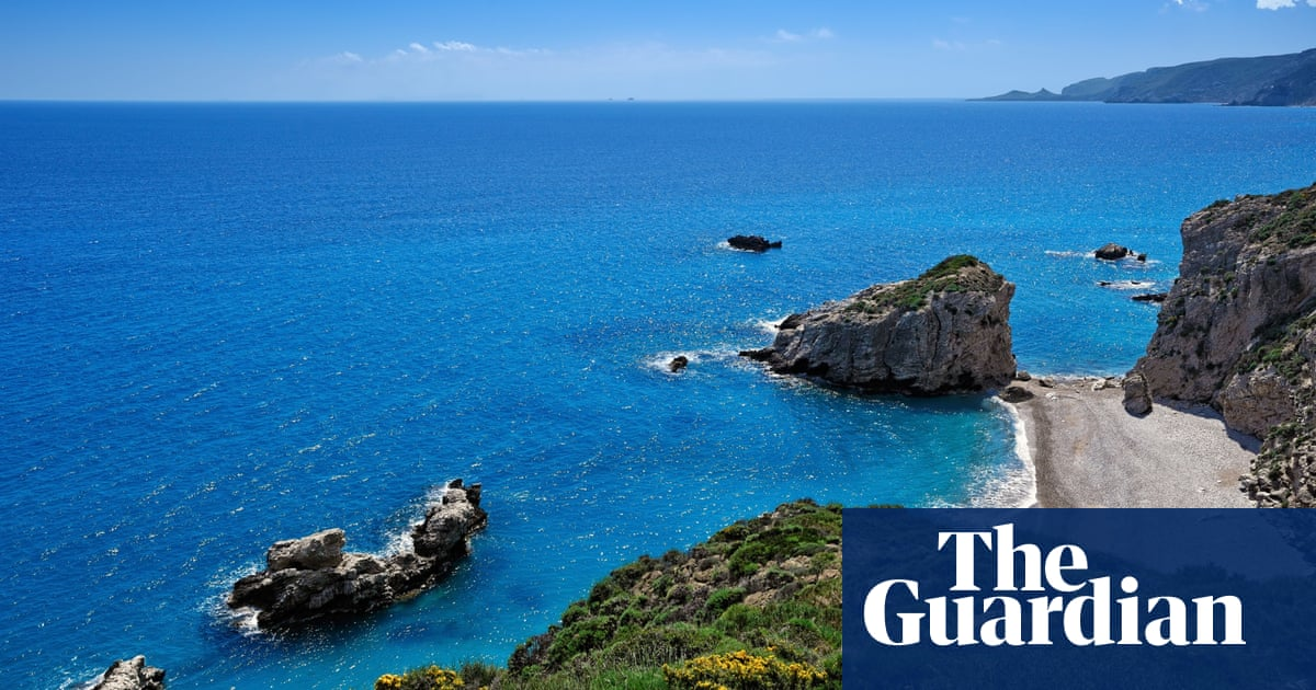 Is Kythira The Perfect Greek Island Travel The Guardian
