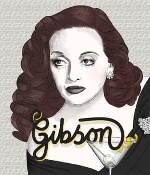 Gibson: Bette Davis