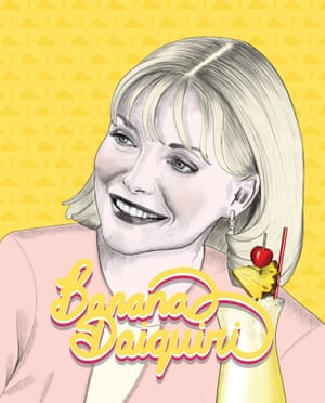 Banana Daiquiri: Michelle Pfeiffer