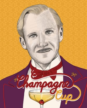 Champagne Cup: Ralph Fiennes