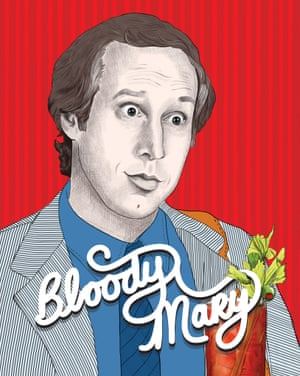 Bloody Mary: Chevy Chase